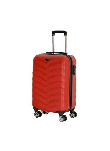 Travelsoft Bavul Kırmızı